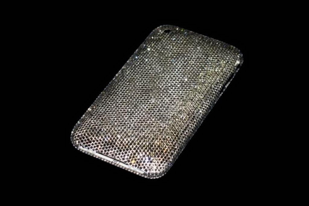 Apple iPhone 3Gs 32gb Diamond Limited Luxury Edition
