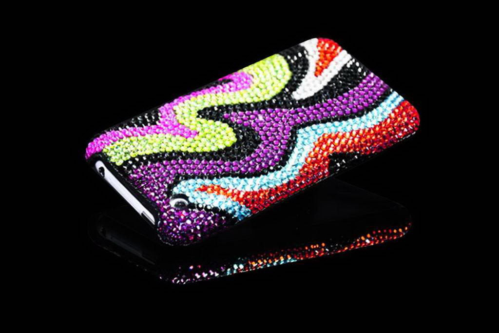 Apple iPhone Mobile Case Crystal Swarovski Limited Edition